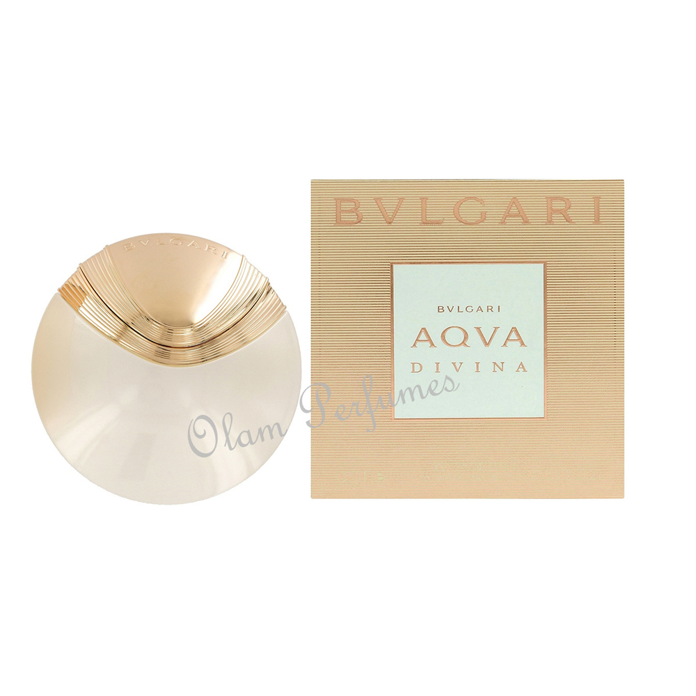 Bvlgari Aqva Divina Eau de Toilette Spray 2.2oz 65ml